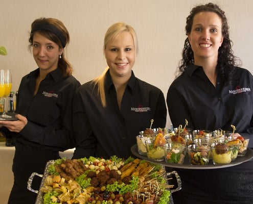 Sommerkorn Catering & Partyservice München - Catering Team
