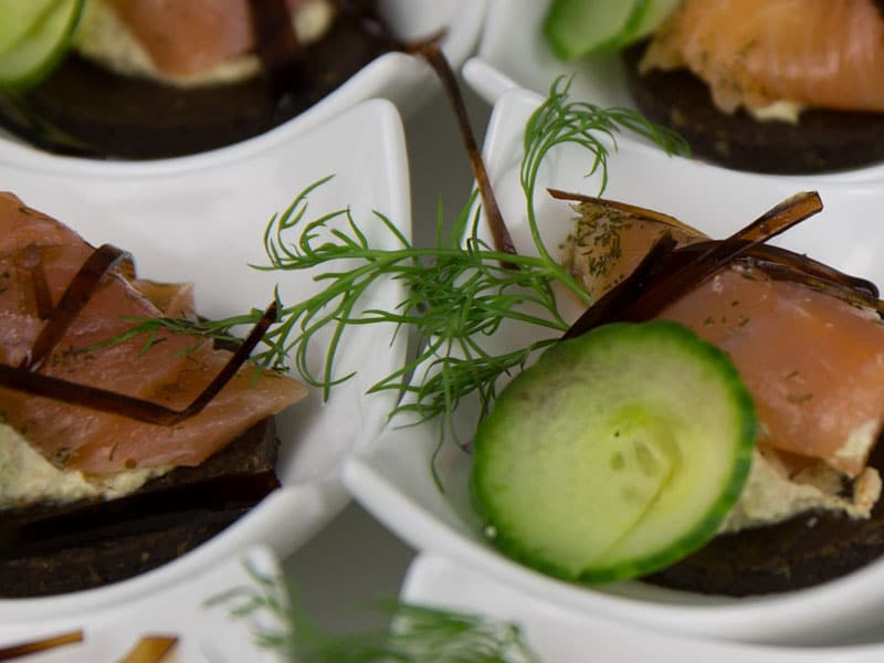 Exclusives Fingerfood, Catering München